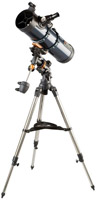 Отзывы о телескопе Celestron AstroMaster 130 EQ